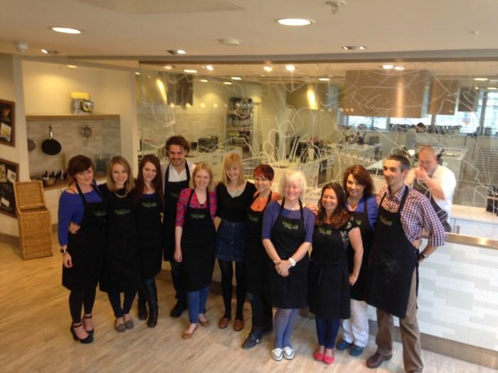waitrose cookery school good food guide finalists