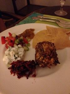 homemade bhajis recipe