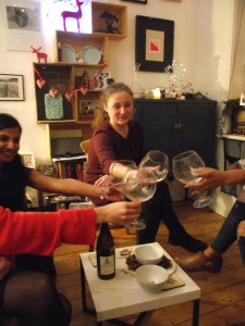 cheers with pays d'oc domaine de l'engarran