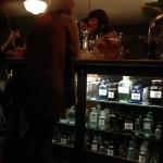 bar at Turk's Head Leeds