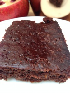 vegan chocolate orange brownies recipe