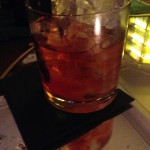 campari ruiz cocktail iberica leeds