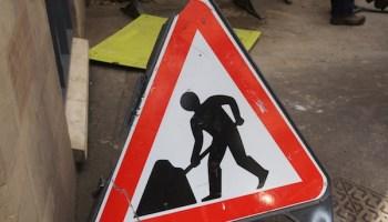 Roadworks in Edinburgh this week – The Edinburgh Reporter