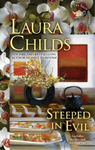 Steeped in Evil, Laura Childs