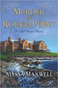Cozy Mystery Murder at Rough Point
