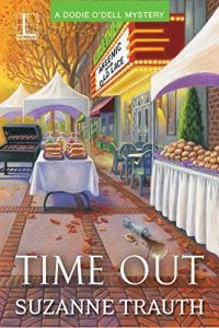 Time Out Cozy Mystery