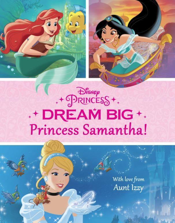 Dream Big, Princess Put Me in the Story