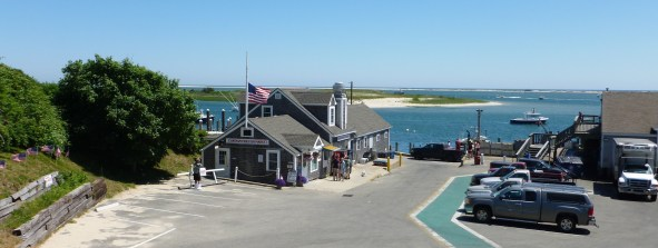 Fish Pier at Chatham