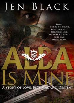 Alba is Mine by Jen Black