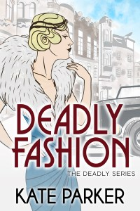 Kate Parker Deadly Fashion the Editing Pen post