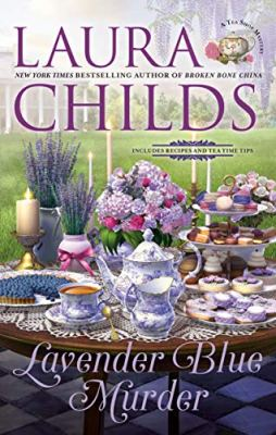 Lavender Blue Tea Shop Mysteries by Laura Childs
