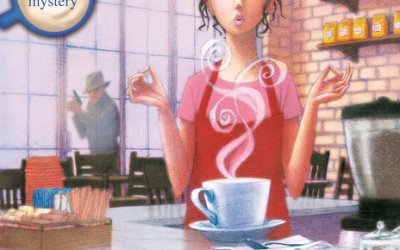 Coffeehouse Mysteries by Cleo Coyle