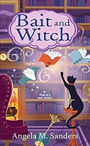 Bait and Witch by Angela Sanders