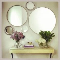 roudn mirrors