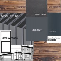 Again with the look books, I also met with these awesome clients to go over some design details as their new home build begins. We discuss the feel of the home and things they should start thinking about such as kitchen must haves, a first look at a draft budget and oh ya they brought their 1 week old little baby boy:)