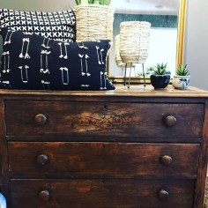 Pillow and Dresser DREAMS
