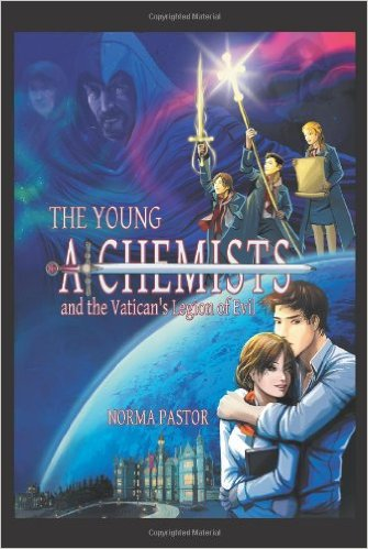 The Young Alchemists and the Vatican's Legion of Evil, Kids' Books set in Italy, www.theeducationaltourist.com