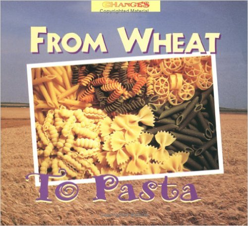From Wheat to Pasta, Kids' Books Set in Italy, www.theeducationaltourist.com