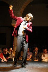 male flamenco dancer, Flamenco, www.theeducationaltourist.com