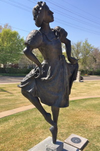 Five Things I love about Tulsa: Moscelyne Larkin