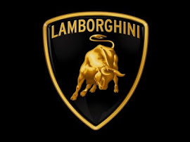 Lamborghini logo photo from Lamborghini.com, Ferrari Museum, www.theeducationaltourist.com