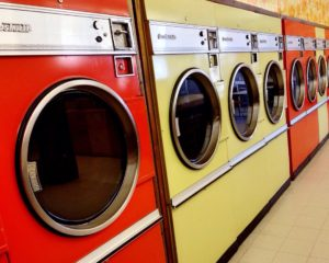 laundromat, Travel Laundry, www.theeducationaltourist.com