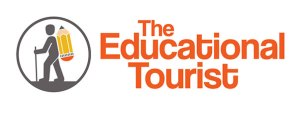 The Educational Tourist logo, flight delays, www.theeducationaltourist.com