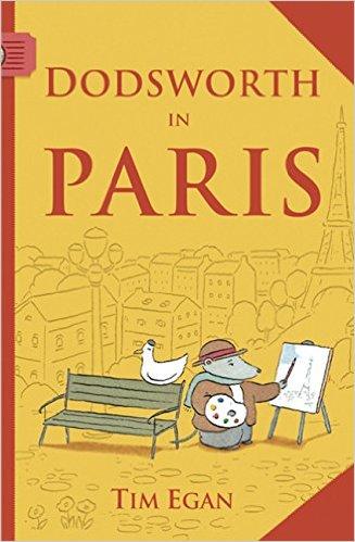 Dodsworth in Paris: Kids' Books set in Paris www.theeducationaltourist.com