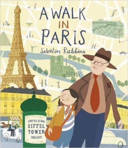 A Walk in Paris: Kids' Books Set in Paris www.theeducationaltourist.com