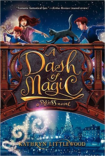 A Dash of Magic: Kids' Books set in Paris www.theeducationaltourist.com