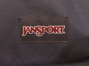 jansport logo, suitcases for kids, www.theeducationaltourist.com