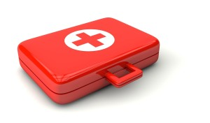 first aid kit, build your own first aid kit