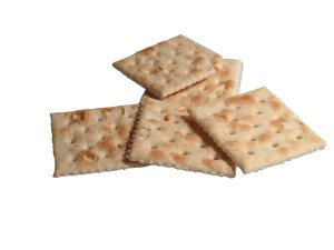 Traveling Tummy Troubles: Saltines