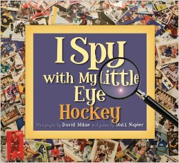I Spy with My Little Eye by Matt Napier, Kids' Books Set in Canada, www.theeducationaltourist.com