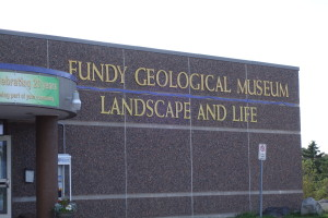 Fundy Geological Museum building, Canada Travel Itinerary, www.theeducationaltourist.com
