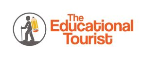The Educational Tourist logo, US Creepy Places to Visit, www.theeducationaltourist.com