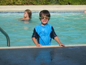 Choosing a hotel: Pool