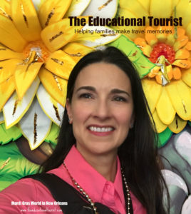 The Educational Tourist in New Orleans, Fear of Flying, www.theeducationaltourist.com