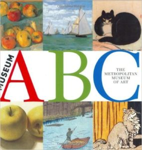 Museum ABC, Kids' Books set in New York City, www.theeducationaltourist.com