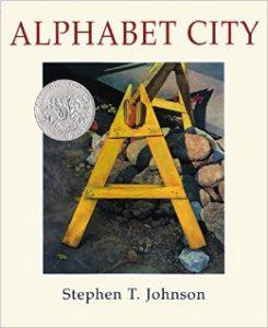 Alphabet City, Kids' Books Set in New York City, www.theeducationaltourist.com