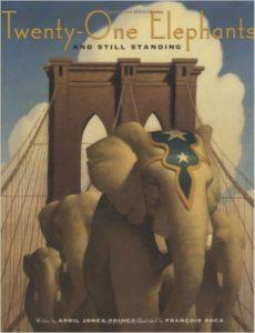 Twenty One Elephants and Still Standing, Kids' Books set in New York City, www.theeducationaltourist.com