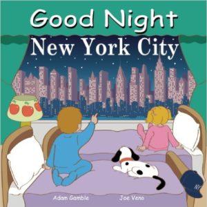 Good Night New York City, Kids' Books set in New York City, www.theeducationaltourist.com