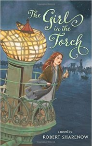 The Girl in the Torch, Kids' Books set in New York City, www.theeducationaltourist.co