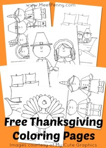 free-printable-thanksgiving-coloring-pages, Thanksgiving Travel Tips: Activities, www.theeducationaltourist.com