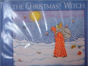 The Christmas Witch by Ilse Plume, Christmas Italy, www.theeducationaltourist.com