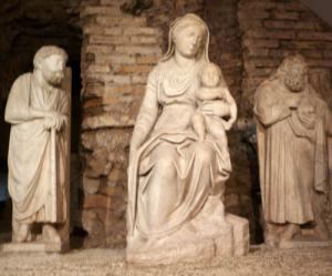 Nativity in Rome, Christmas in Italy, www.theeducationaltourist.com
