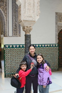 family in Morocco, travel myths