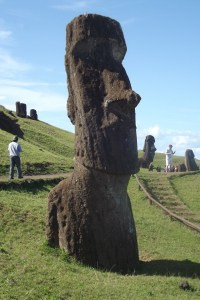 Easter island statue, Things to See in London, www.theeducationaltourist.com