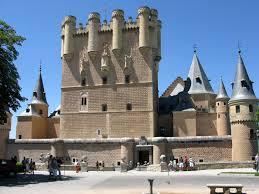 Castle in Segovia, Visit Madrid, www.theeducationaltourist.com