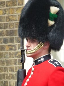 Buckingham Palace guard, Things to See in London, www.theeducationaltourist.com